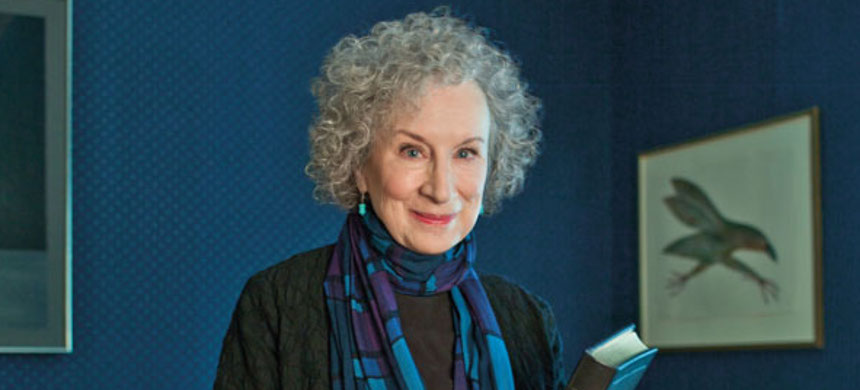 Margaret Atwood. (photo: Reuters)