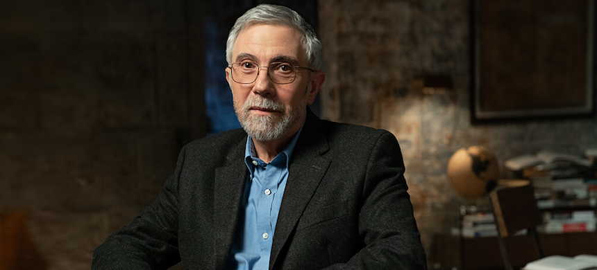 Paul Krugman. (photo: MasterClass)