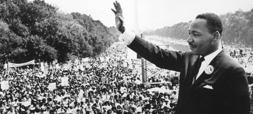 Rev. Martin Luther King Jr. (photo: Getty)